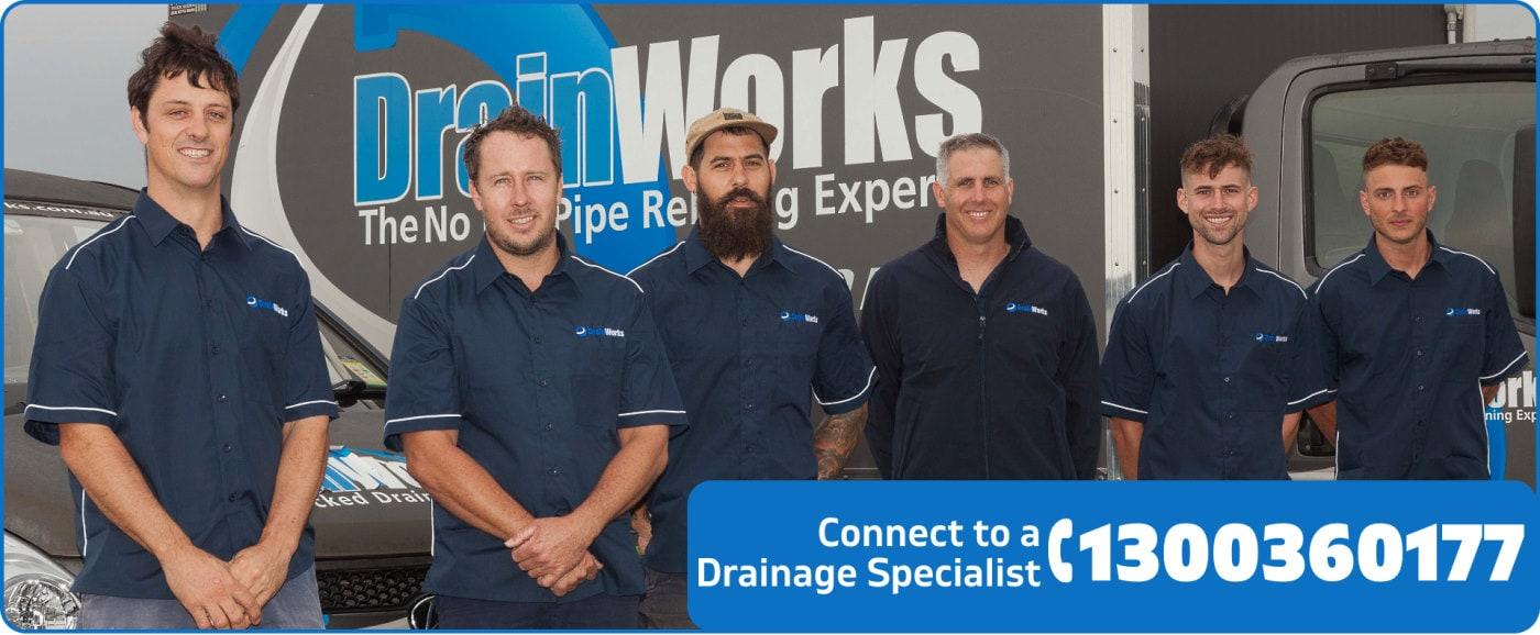 DrainWorks Team