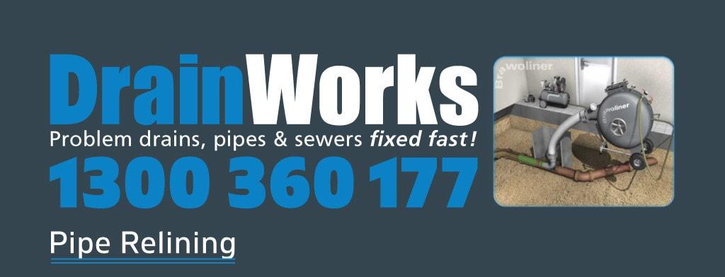 DrainWorks Pipe Relining