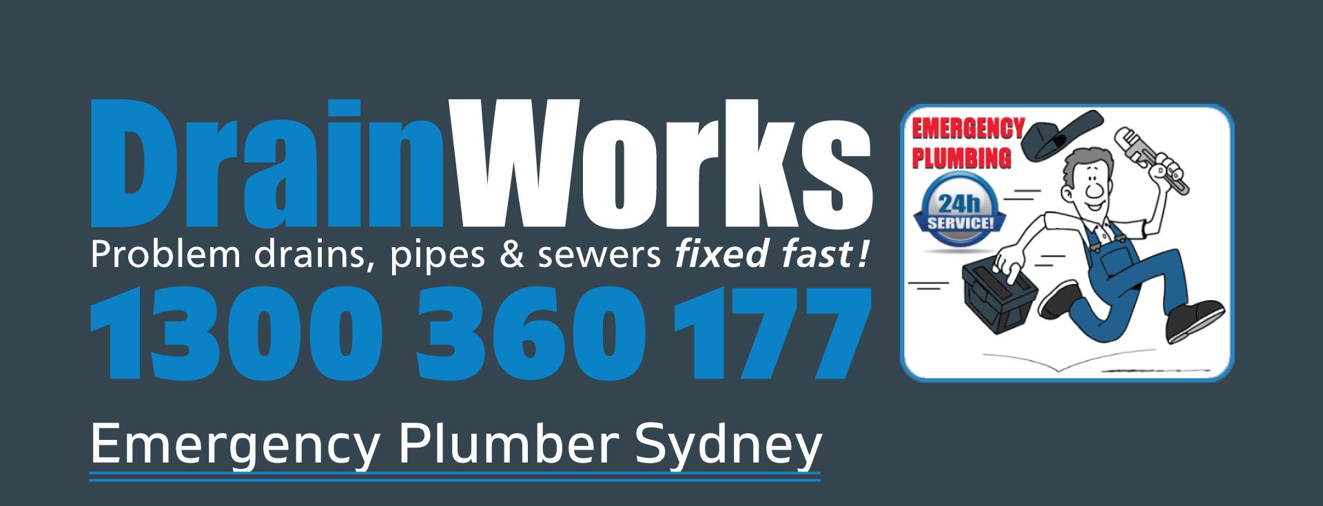 DrainWorks - Emergency Plumber Sydney