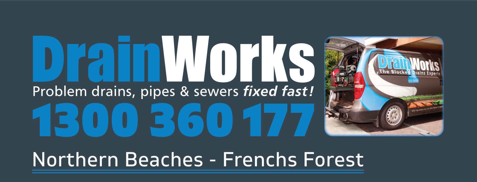 DrainWorks – Frenchs Forest – Northern Beaches Sydney