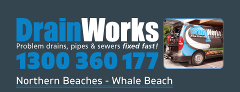 DrainWorks – Whale Beach – Northern Beaches Sydney