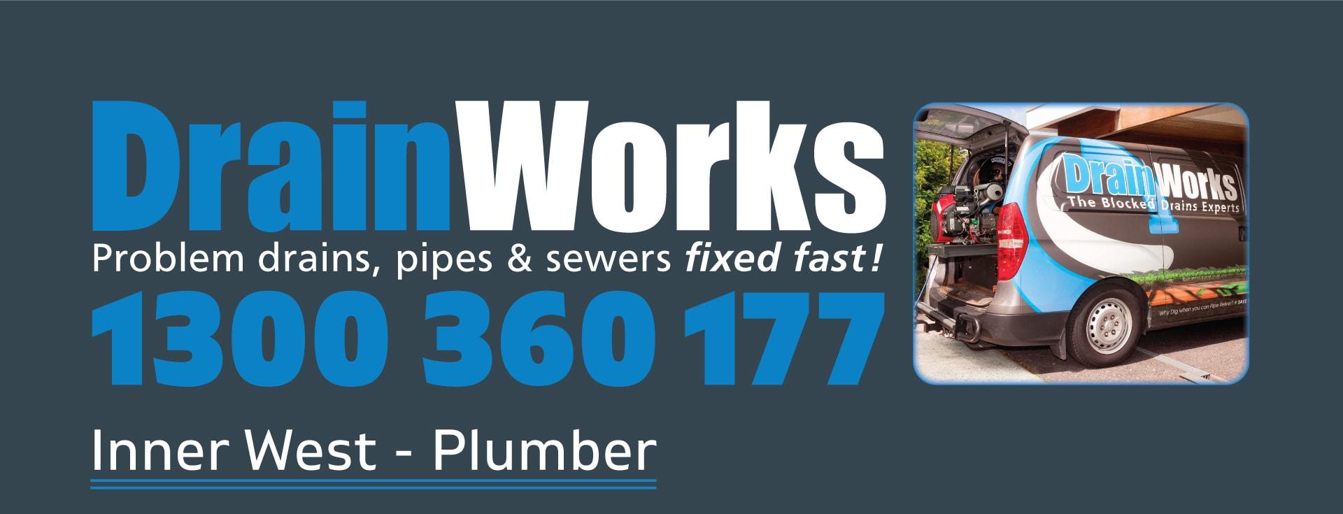 DrainWorks - Inner West Plumber