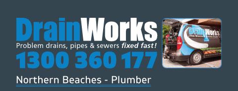 DrainWorks - Northern Beaches Plumber